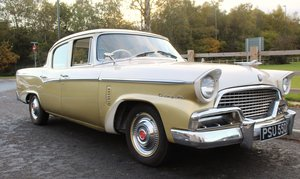 1956 Studebaker Champion 3 Litre Manual , Original RHD  For Sale