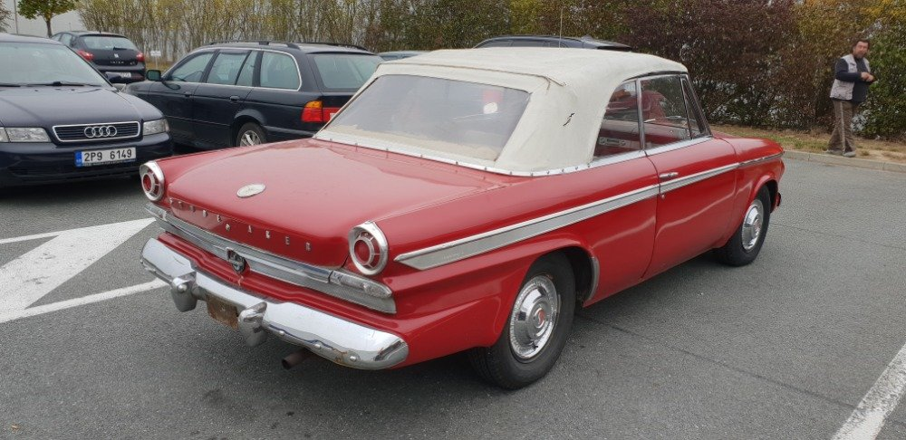 1963 Studebaker Lark Daytona VIII Convertible For Sale (picture 2 of 6)