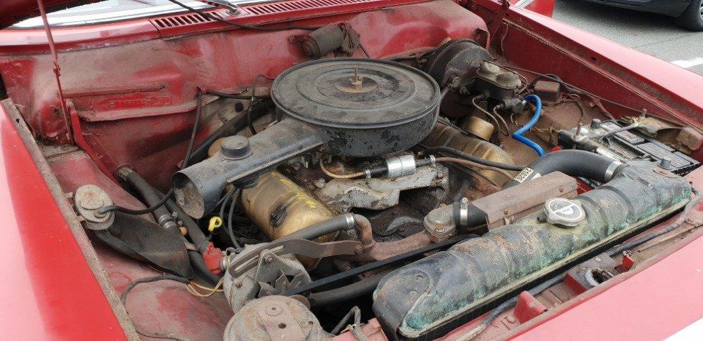1963 Studebaker Lark Daytona VIII Convertible For Sale (picture 4 of 6)