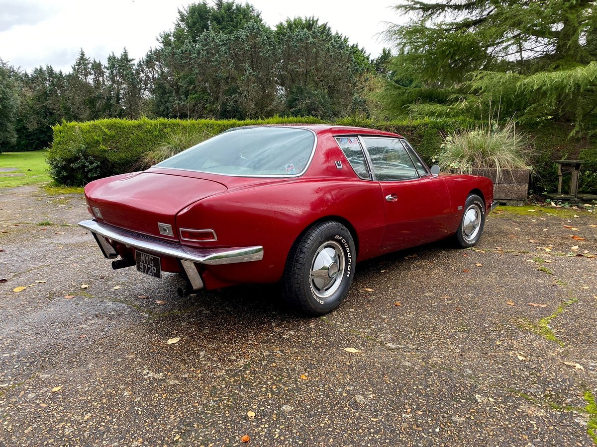 Studebaker Avanti R3 - 1964 - 5.0 Supercharged V8 Rebuilt For Sale (picture 2 of 4)