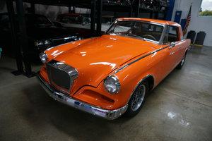 Orig California 1962 Studebaker Gran Turismo Gran Hawk SOLD