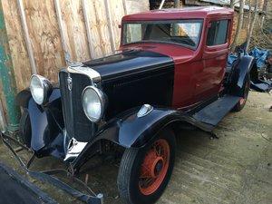 1933 Studebaker Commander stubble pickup
