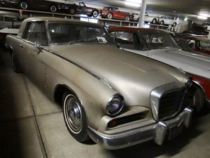 Picture of 1963 Studebaker GT Hawk  (to restore!)