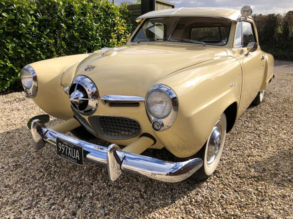 1950 Studebaker Champion Rare 3 passenger business coupe, For Sale (picture 1 of 6)