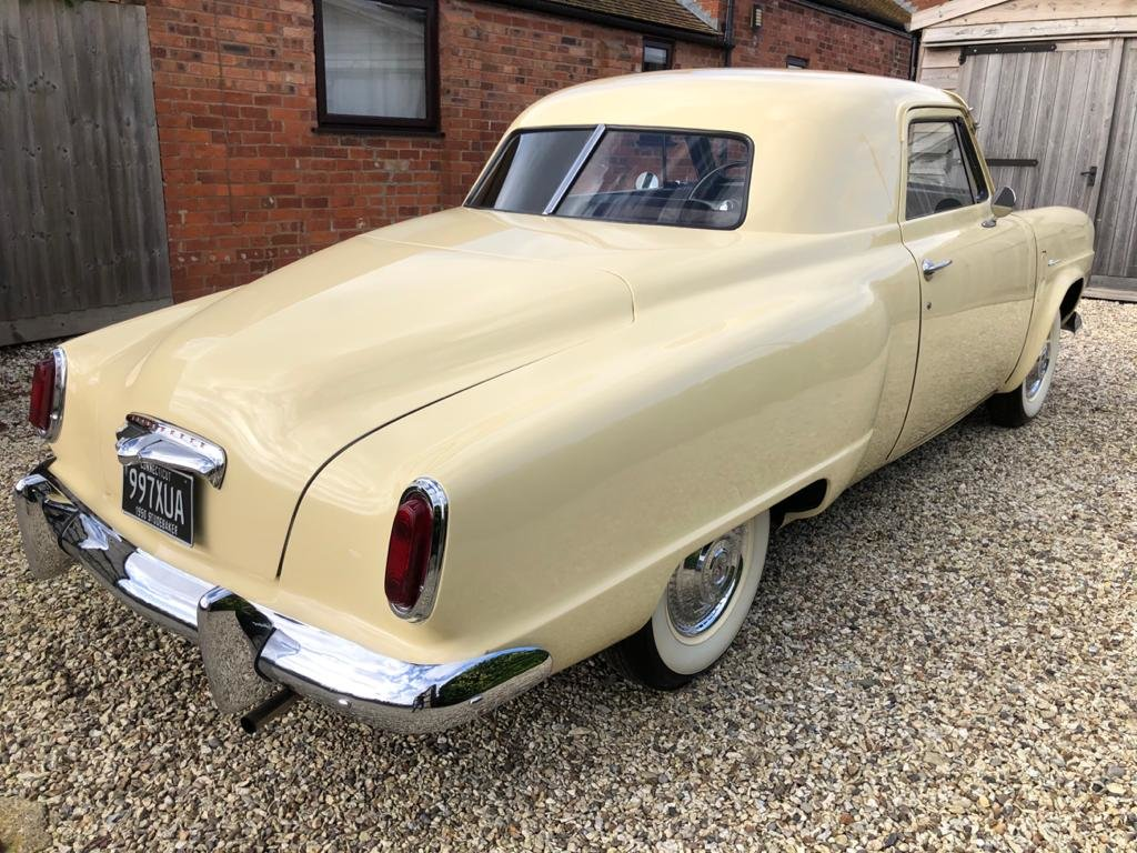 1950 Studebaker Champion Rare 3 passenger business coupe, For Sale (picture 2 of 6)