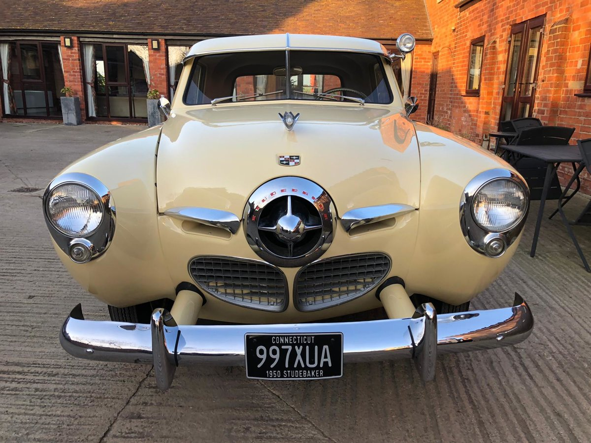 1950 Studebaker Champion Rare 3 passenger business coupe, For Sale (picture 4 of 6)