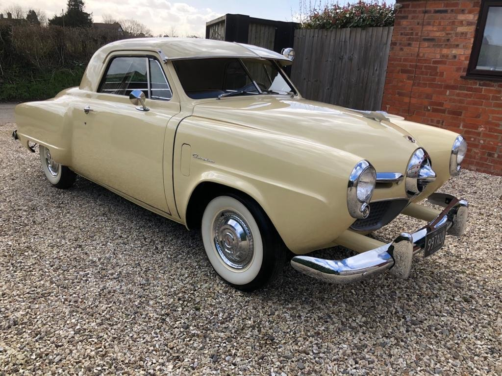 1950 Studebaker Champion Rare 3 passenger business coupe, For Sale (picture 6 of 6)