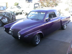 Picture of 1950 RESTO MOD STARLIGHT CPE V8/AUTO A/C $18950  SHIPPING INCL  SOLD