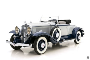 1931 STUDEBAKER PRESIDENT ROADSTER For Sale