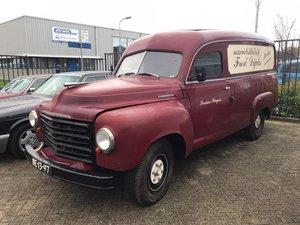 1950 Studebaker Panel Van