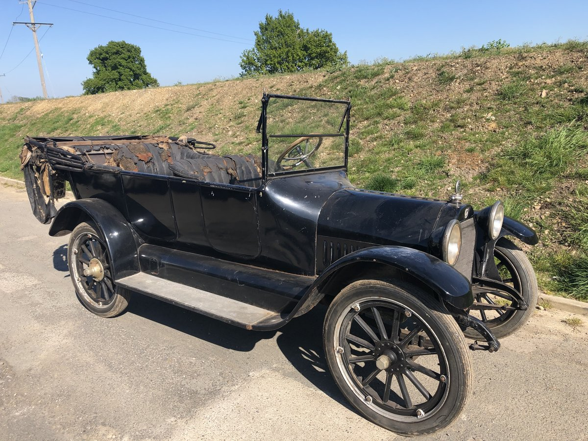 1916 Studebaker Touring - Large Powerful Open Tourer For Sale (picture 1 of 6)