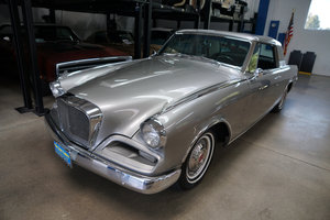 1962 Studebaker Gran Turismo 4 spd V8 Hawk with AC
