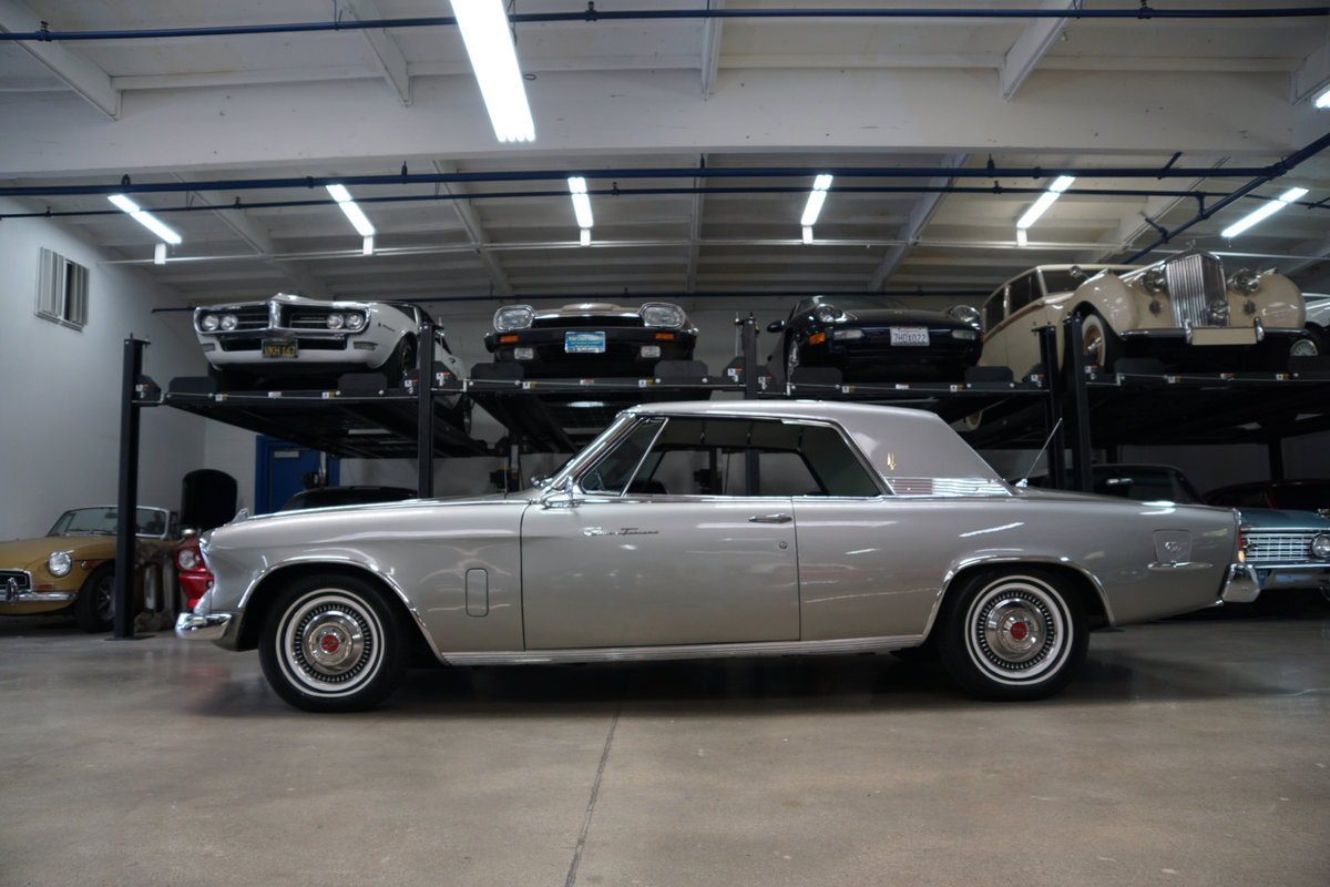 1962 Studebaker Gran Turismo 4 spd V8 Hawk with AC For Sale (picture 2 of 6)