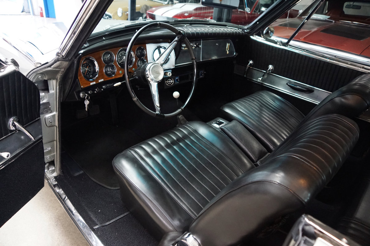 1962 Studebaker Gran Turismo 4 spd V8 Hawk with AC For Sale (picture 5 of 6)