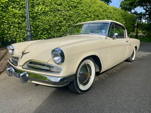 1953 Studebaker Commander - Coupe - Beautifully restored.