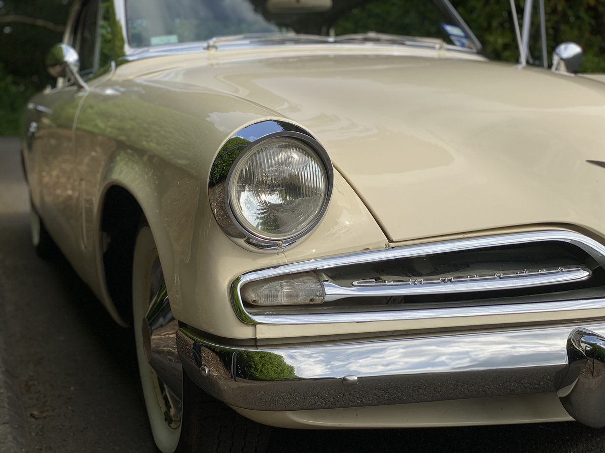 1953 Studebaker Commander - Coupe - Beautifully restored.  For Sale (picture 2 of 6)