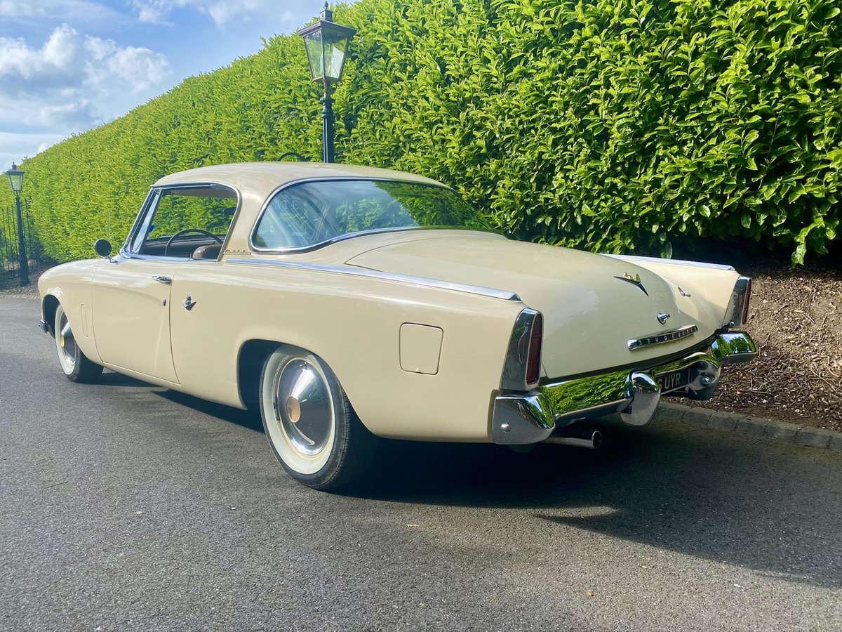 1953 Studebaker Commander - Coupe - Beautifully restored.  For Sale (picture 3 of 6)