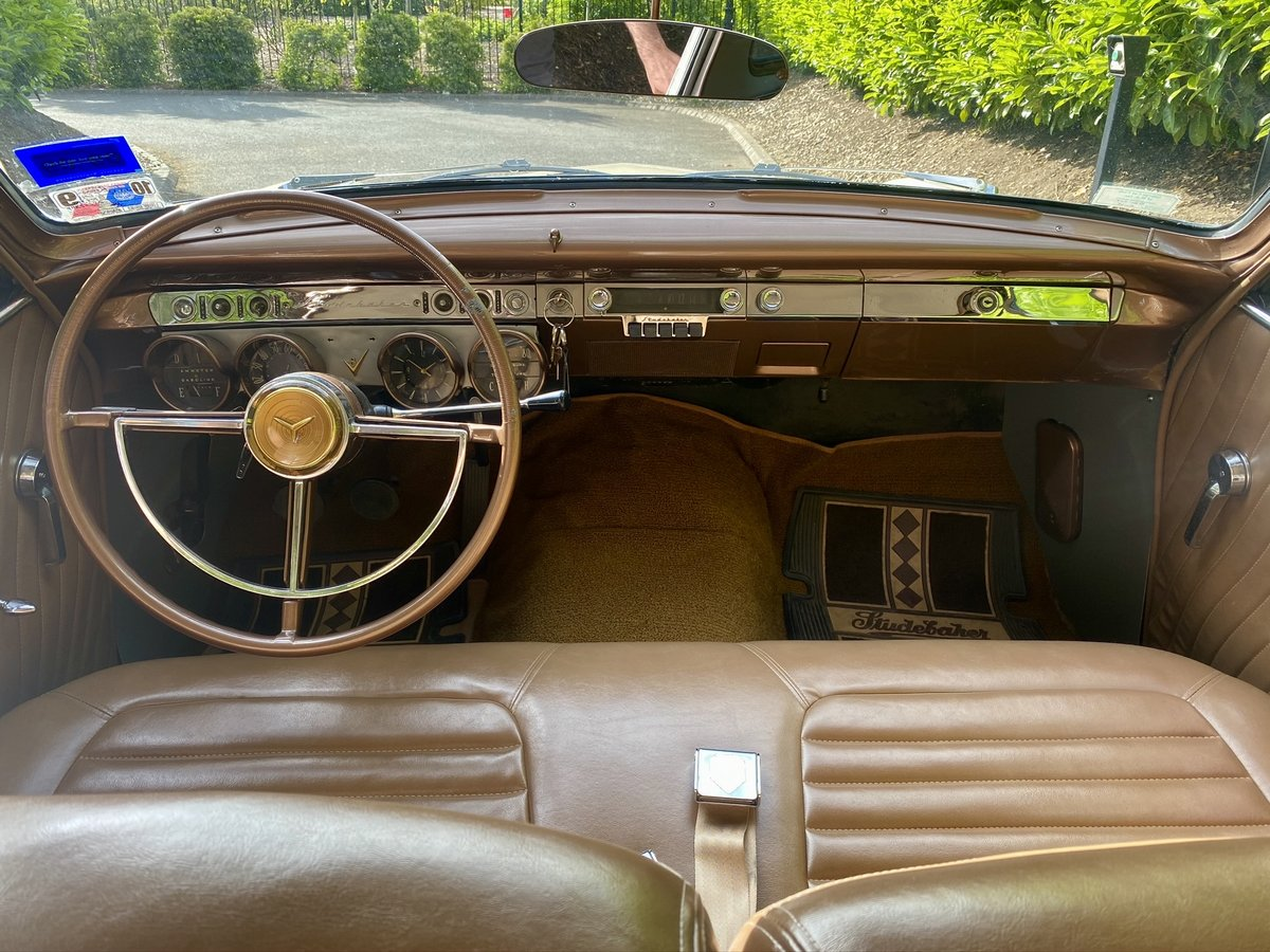 1953 Studebaker Commander - Coupe - Beautifully restored.  For Sale (picture 4 of 6)
