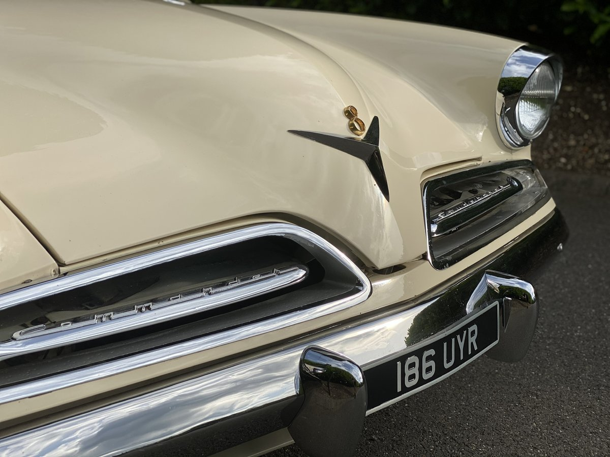 1953 Studebaker Commander - Coupe - Beautifully restored.  For Sale (picture 6 of 6)