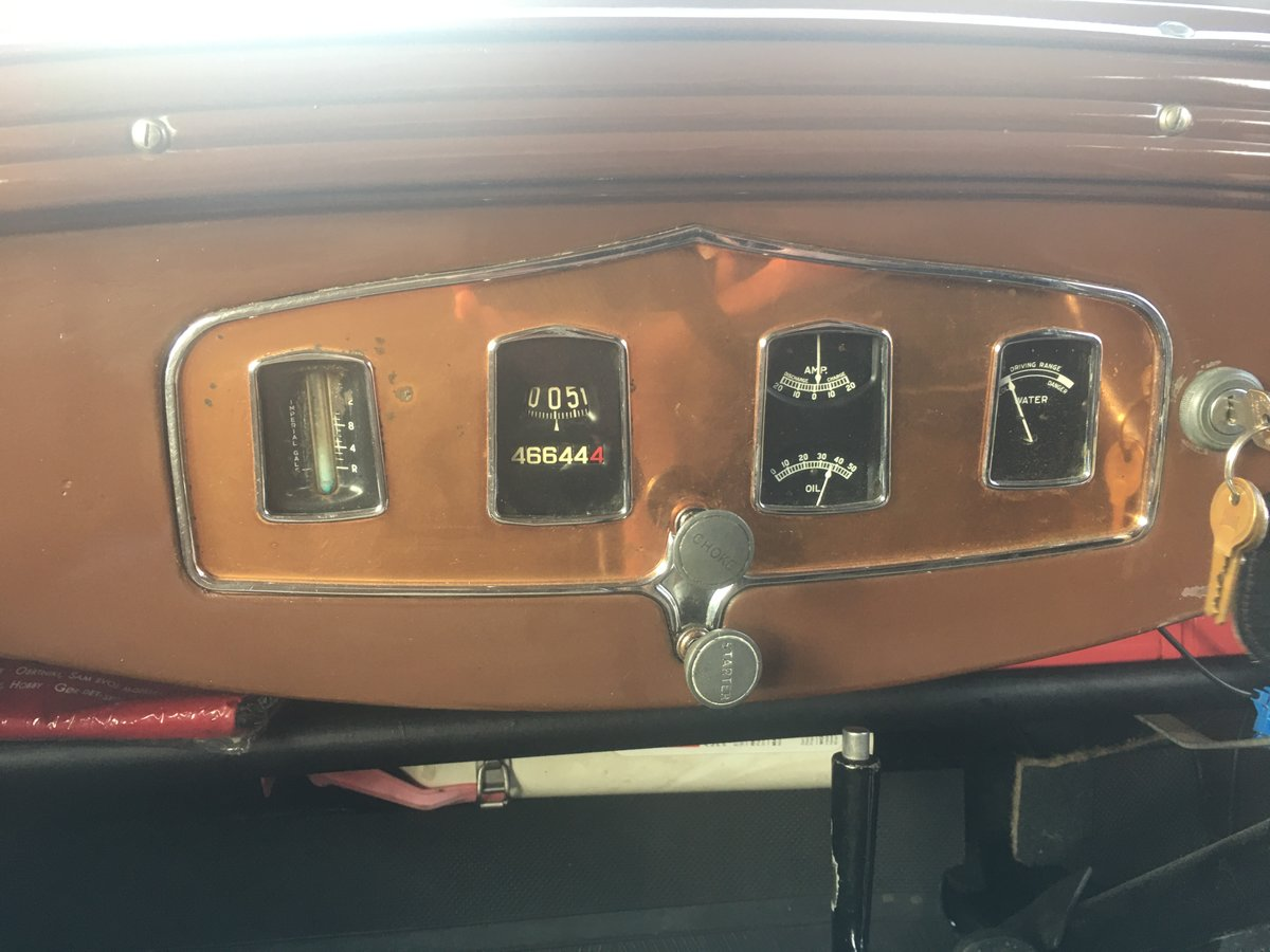 1930 Studebaker 6 cylinder 3.3 lt Right Hand Drive For Sale (picture 3 of 6)