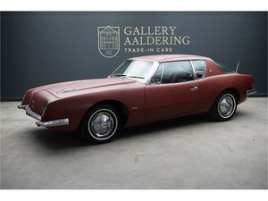 1963 Studebaker Avanti Barnfind, supercharged For Sale