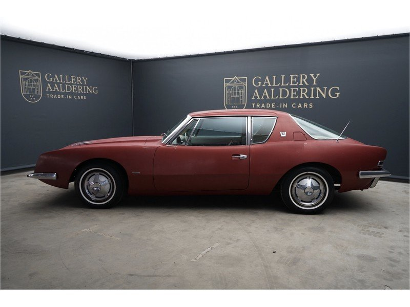 1963 Studebaker Avanti Barnfind, supercharged For Sale (picture 2 of 6)