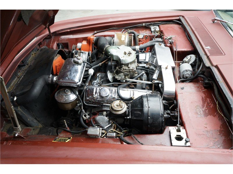 1963 Studebaker Avanti Barnfind, supercharged For Sale (picture 4 of 6)