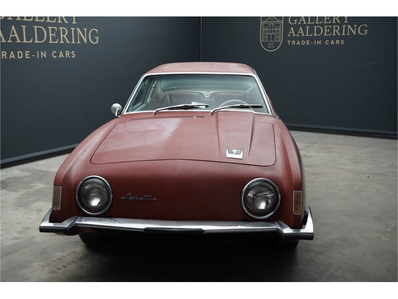 1963 Studebaker Avanti Barnfind, supercharged For Sale (picture 5 of 6)