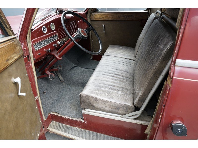 1950 Studebaker R10 Panel Van For Sale (picture 3 of 6)