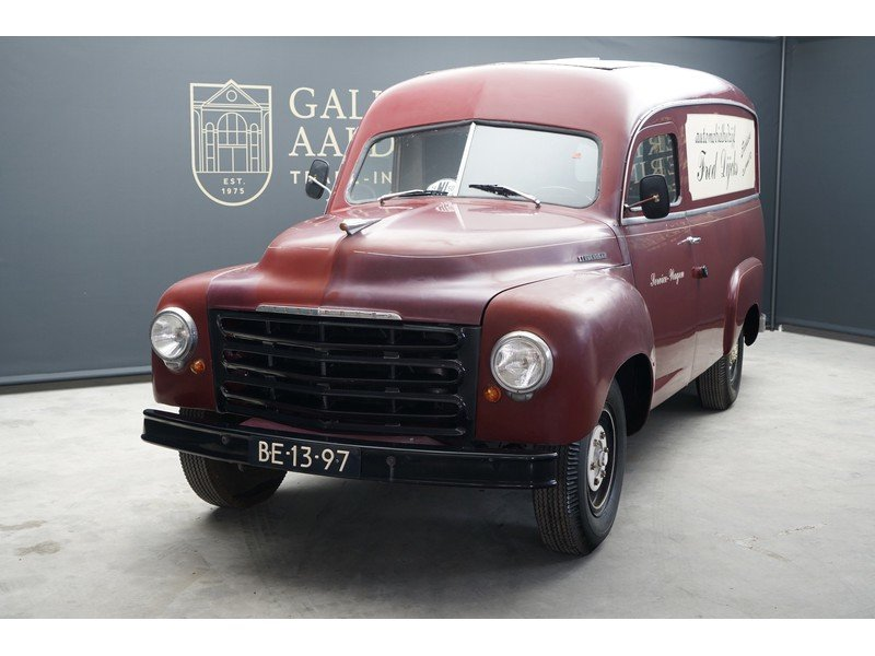 1950 Studebaker R10 Panel Van For Sale (picture 5 of 6)