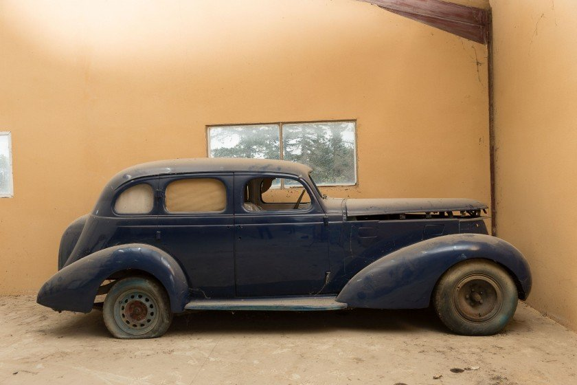 Circa 1937 Studebacker President 8 Limousine - No reserve For Sale by Auction (picture 1 of 6)