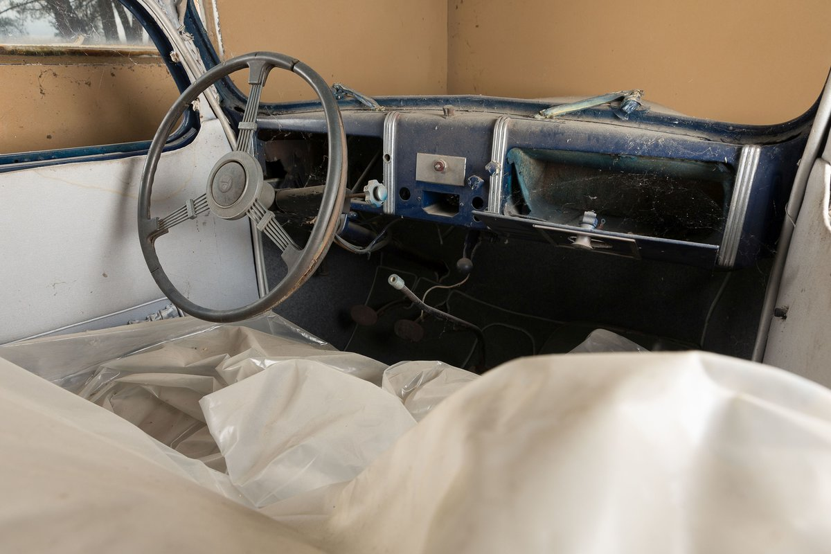 Circa 1937 Studebacker President 8 Limousine - No reserve For Sale by Auction (picture 3 of 6)