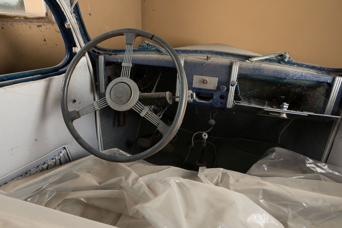 Circa 1937 Studebacker President 8 Limousine - No reserve For Sale by Auction (picture 4 of 6)