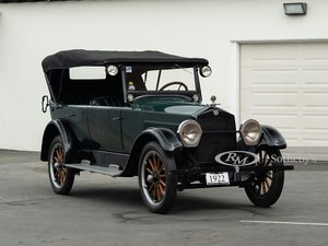 1922 Studebaker Model EK Big Six Seven-Passenger Touring