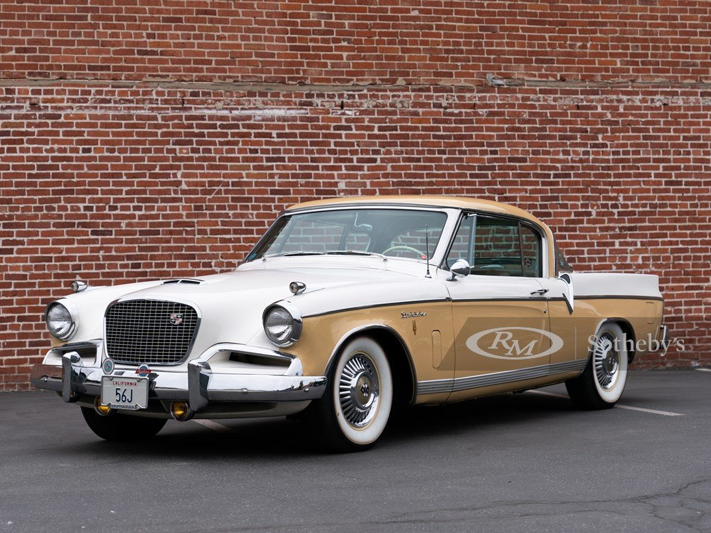 1956 Studebaker Golden Hawk  For Sale by Auction (picture 1 of 6)