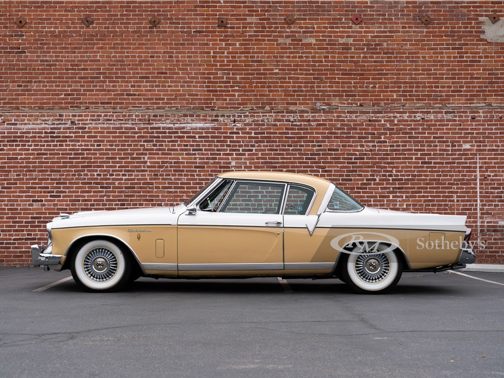 1956 Studebaker Golden Hawk  For Sale by Auction (picture 5 of 6)
