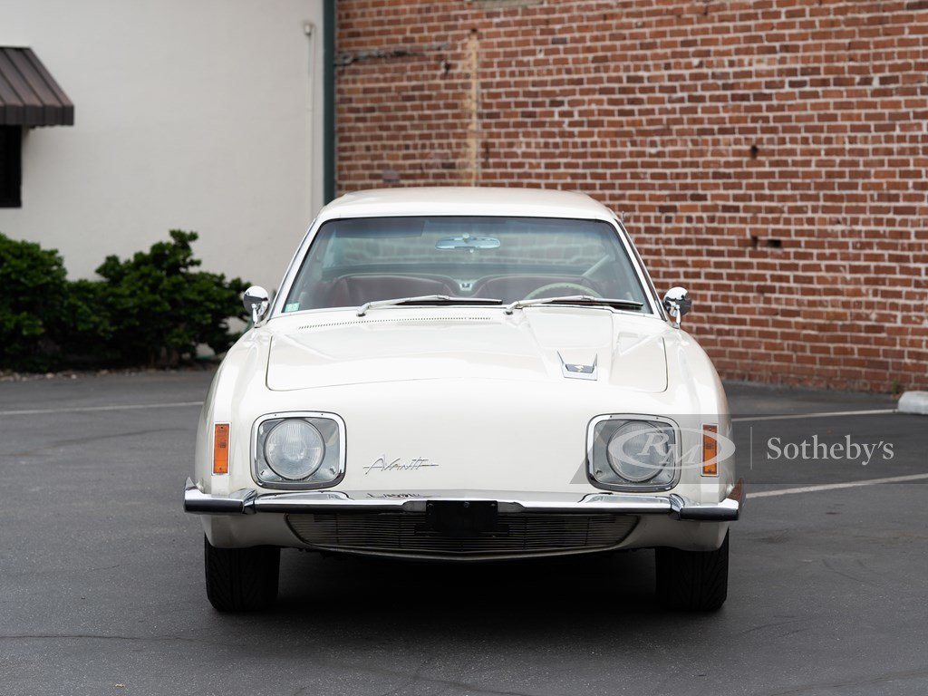 1963 Studebaker Avanti R2 Supercharged  For Sale by Auction (picture 6 of 6)