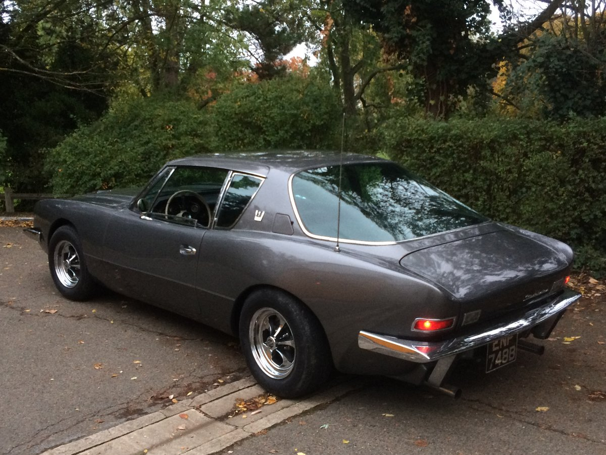 1964 BEAUTIFUL AVANTI  - manual 4 speed RARE For Sale (picture 2 of 5)