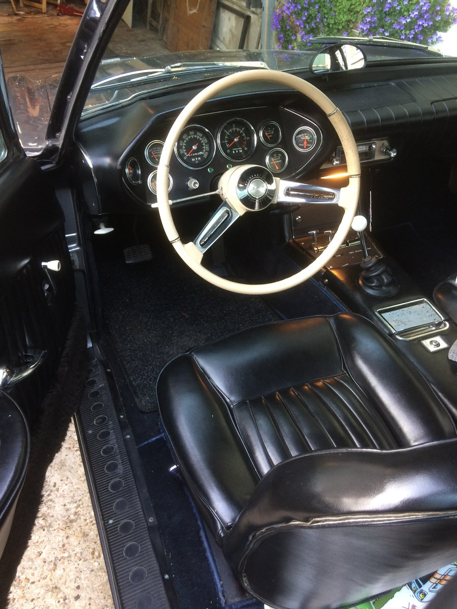 1964 BEAUTIFUL AVANTI  - manual 4 speed RARE For Sale (picture 5 of 5)