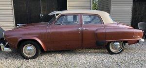1951 Studebaker Champion 4dr
