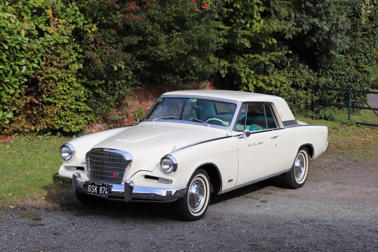 Studebaker 1962 GT Hawk Restored For Sale (picture 1 of 6)