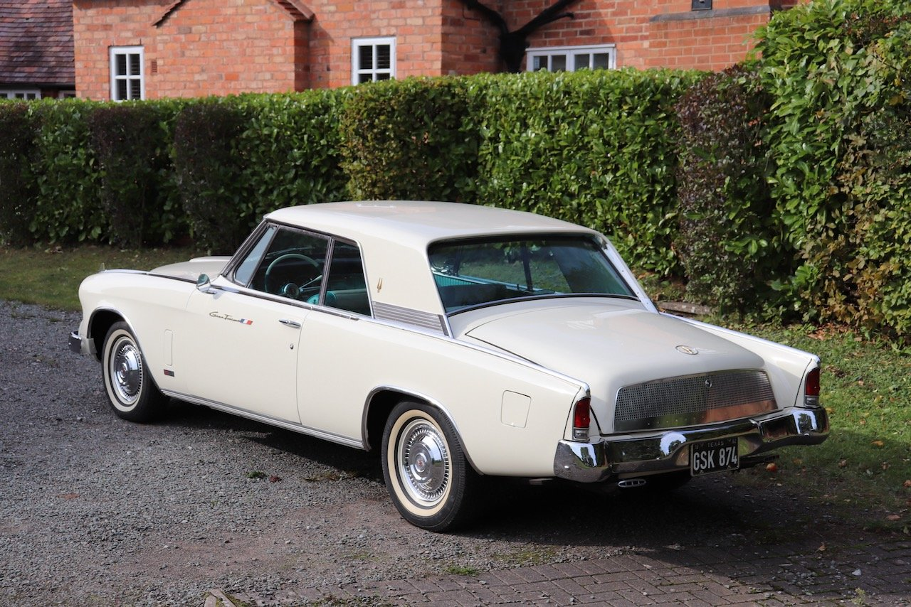 Studebaker 1962 GT Hawk Restored For Sale (picture 2 of 6)