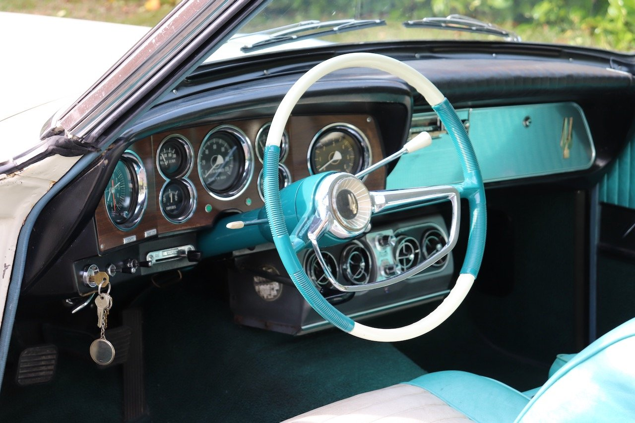 Studebaker 1962 GT Hawk Restored For Sale (picture 4 of 6)