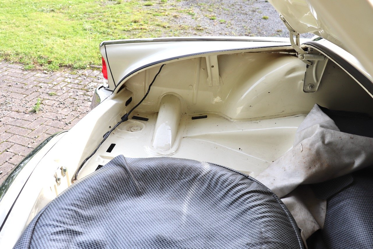 Studebaker 1962 GT Hawk Restored For Sale (picture 5 of 6)
