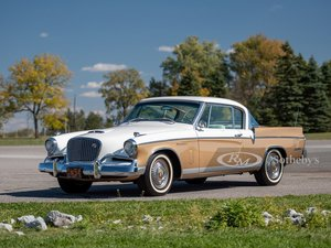 Picture of 1956 Studebaker Golden Hawk  For Sale by Auction