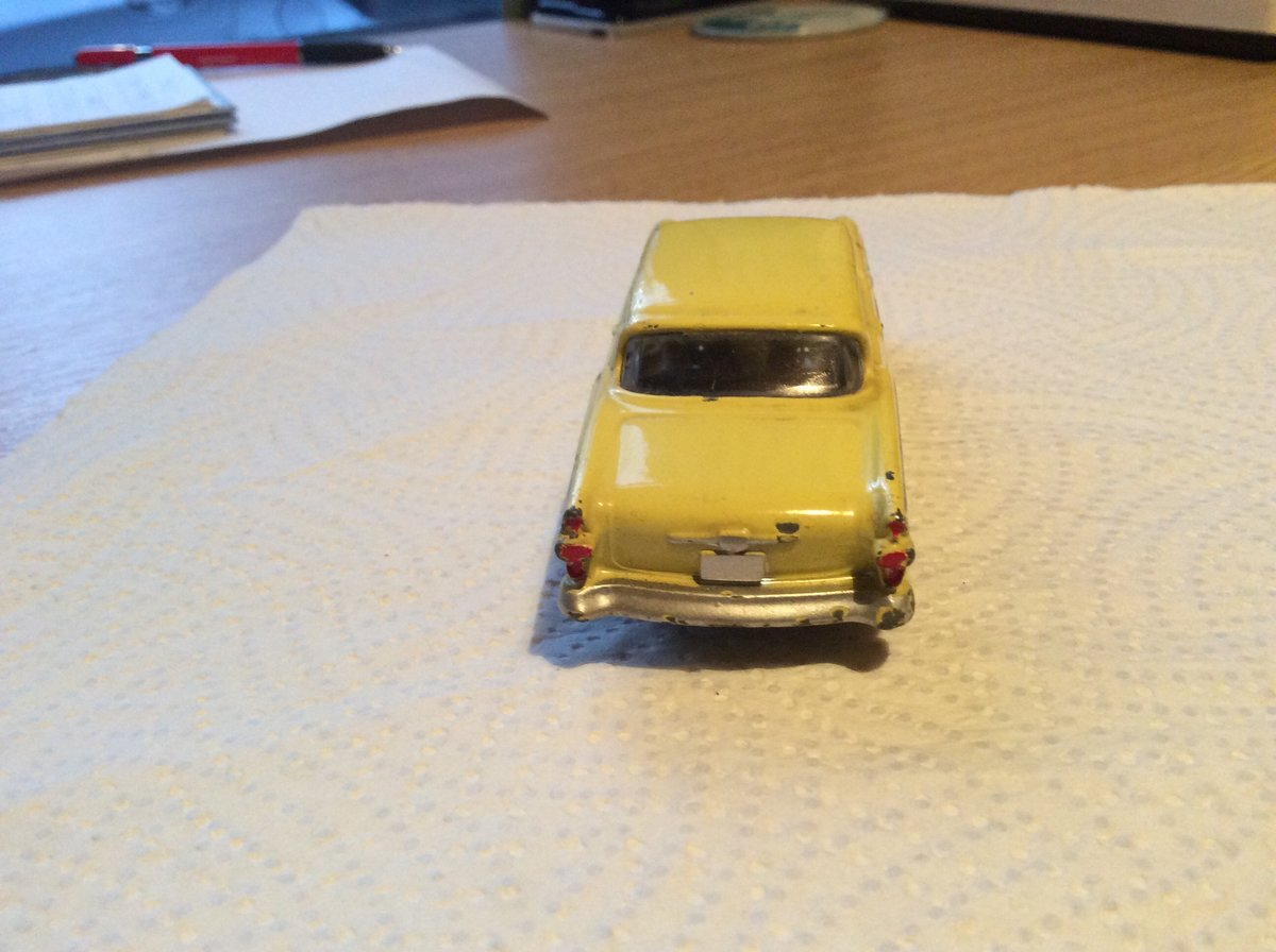 1960 Two Tone model nice condition For Sale (picture 4 of 5)