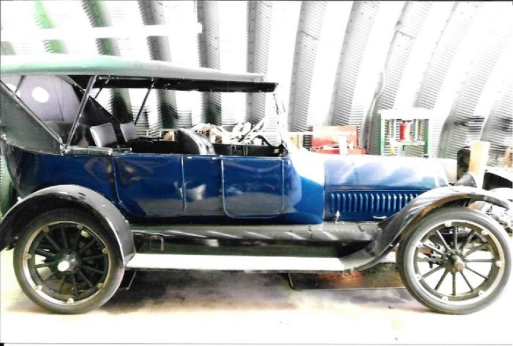 1917 Studebaker Touring Car For Sale (picture 1 of 8)