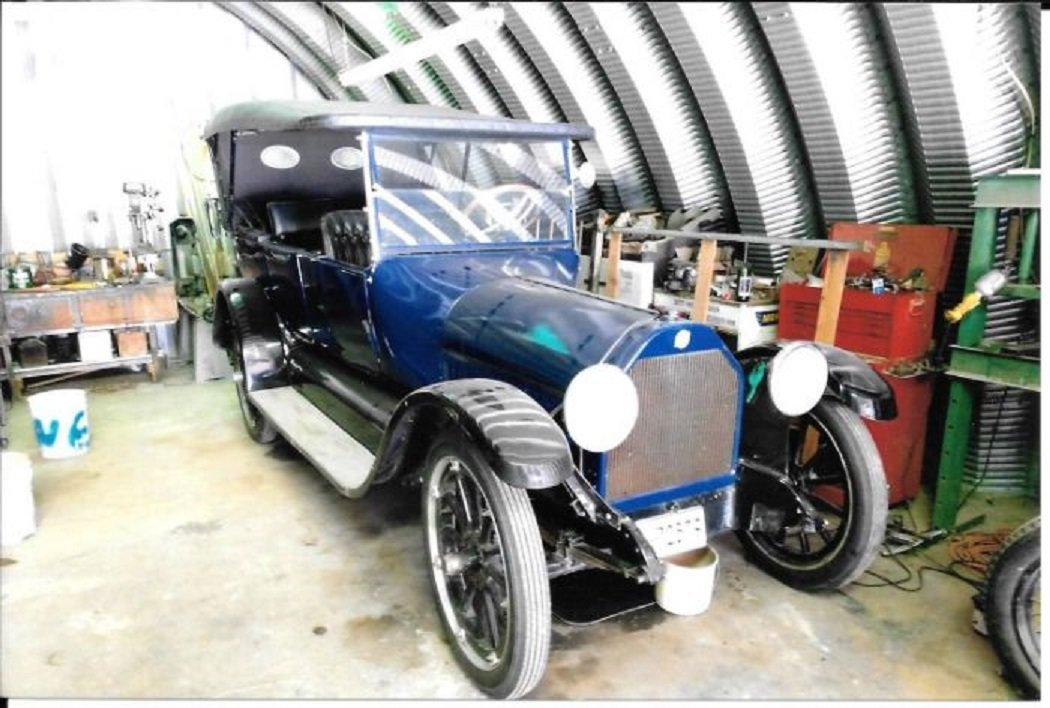 1917 Studebaker Touring Car For Sale (picture 2 of 8)
