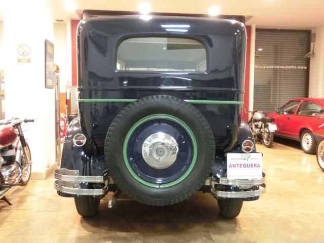 STUDEBAKER PRESIDENT BIG SIX LIMOUSINE - 1927 For Sale (picture 7 of 12)