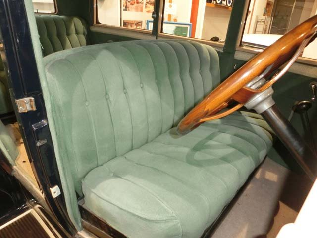 STUDEBAKER PRESIDENT BIG SIX LIMOUSINE - 1927 For Sale (picture 9 of 12)